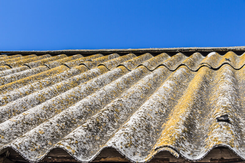 Asbestos Garage Roof Removal Costs Bournemouth Dorset